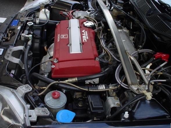 E-EK9:エンジンルーム 2