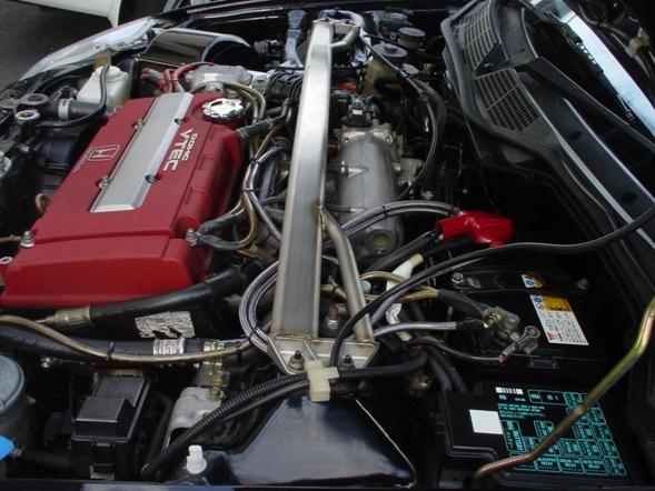 E-EK9:エンジンルーム 3