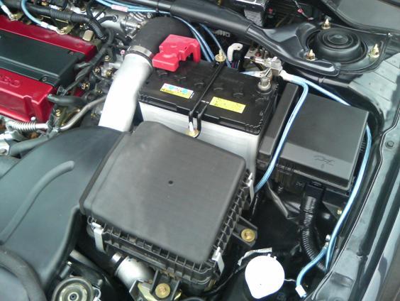 GH-CT9A:エンジンルーム 7