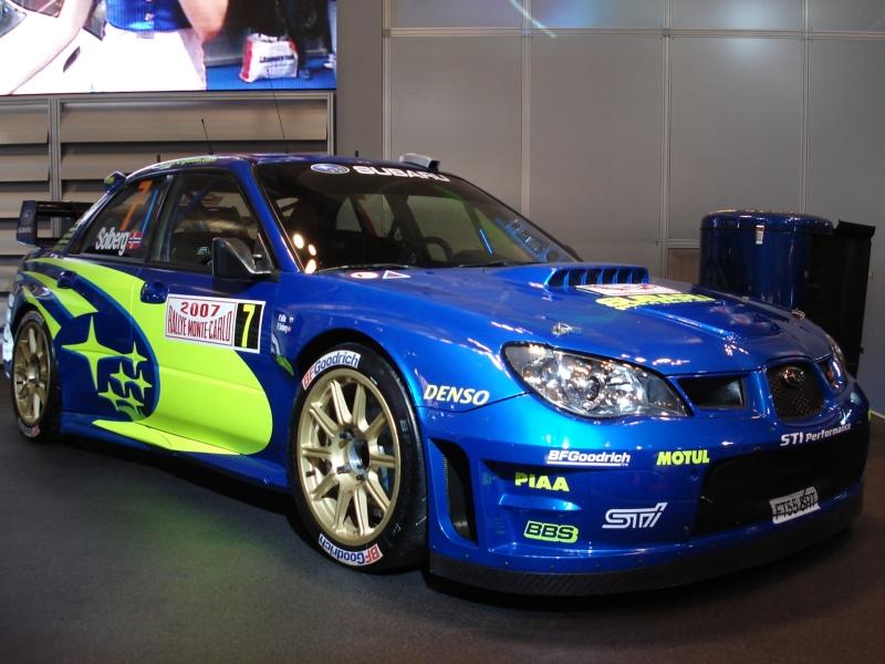 WRCインプレッサ